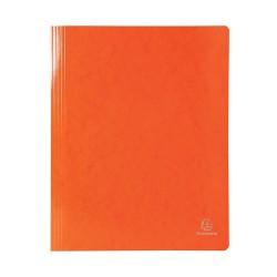 Gyorsfűző papír Exacompta Iderama A/4 narancssárga
