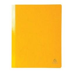 Gyorsfűző papír Exacompta Iderama A/4 sárga