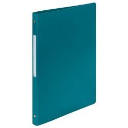 Gyűrűs könyv Exacompta Opaque A/4 2 gyűrűs 20 mm gerinccel PP zöld