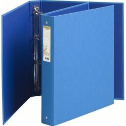 Gyűrűs könyv Exacompta Forever A/4 4 gyűrűs 40 mm gerinccel kék