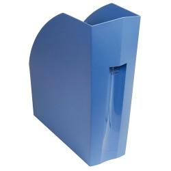 Iratpapucs műanyag Exacompta Forever A/4+ 11 cm gerinccel kék