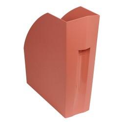 Iratpapucs műanyag Exacompta/Multiform Forever A/4+ 11 cm gerinccel piros