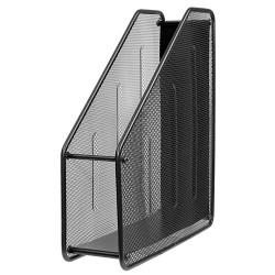 Iratpapucs fémhálós ErichKrause 31x29.2 cm 8.1 cm gerinccel fekete