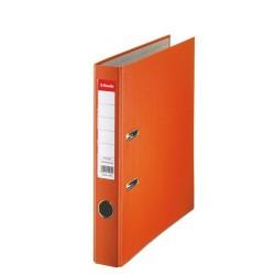 Iratrendező Esselte Economy A/4 50 mm gerinccel narancssárga 81171