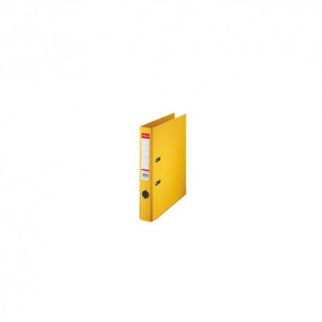 Iratrendező Esselte Standard Vivida A/4 50 mm gerinccel sárga 811410