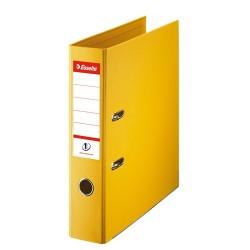 Iratrendező Esselte Standard Vivida A/4 75 mm gerinccel sárga 811310