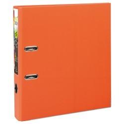 Iratrendező Exacompta Prem´touch PP A/4 Maxi 50 mm gerinccel narancssárga