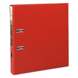 Iratrendező Exacompta Prem´touch PP A/4 Maxi 50 mm gerinccel piros