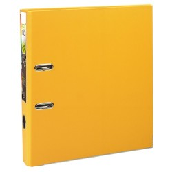 Iratrendező Exacompta Prem´touch PP A/4 Maxi 50 mm gerinccel sárga