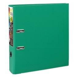 Iratrendező Exacompta Prem´touch PP A/4 Maxi 80 mm gerinccel zöld