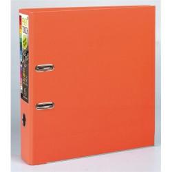 Iratrendező Exacompta Prem´touch PP A/4 Maxi 80 mm gerinccel narancssárga