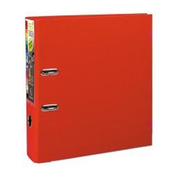 Iratrendező Exacompta Prem´touch PP A/4 Maxi 80 mm gerinccel piros