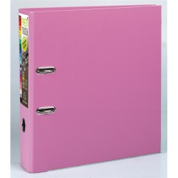 Iratrendező Exacompta Prem´touch PP A/4 Maxi 80 mm gerinccel pink