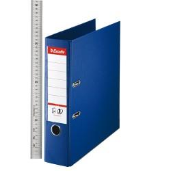 Iratrendező Esselte Jumbo Plus A/4 80 mm gerinccel kék 81185