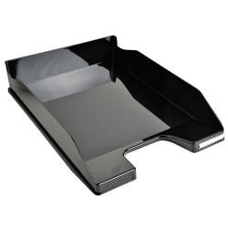 Irattálca műanyag Exacompta Combo Midi A/4+ fényes fekete