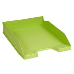 Irattálca műanyag Exacompta Combo Midi A/4+ lime zöld
