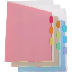 Genotherm Centrum L A/4 4 részes vegyes színek