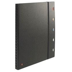 Rendszerező füzet Clairefontaine Exactive Exabook 25x30.5 cm 96 lapos kockás
