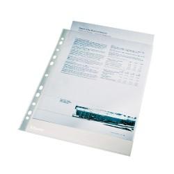 Lefűzhető tasak Esselte Luxus A/4 105 mic. víztiszta 56093