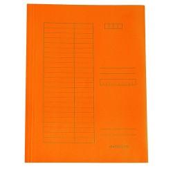 Pólyás iratgyűjtő A/4 narancssárga