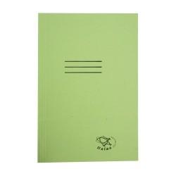 Pólyás iratgyűjtő Fókusz A/4 zöld