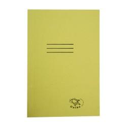 Pólyás iratgyűjtő Fókusz A/4 sárga
