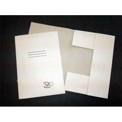 Pólyás iratgyűjtő Gréta A/4 fehér