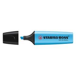 Szövegkiemelő Stabilo Boss Original világoskék