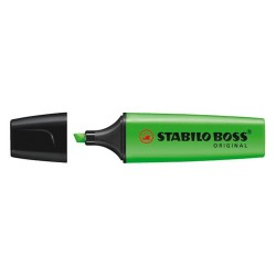 Szövegkiemelő Stabilo Boss Original világoszöld