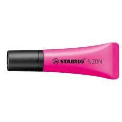 Szövegkiemelő Stabilo Neon magenta