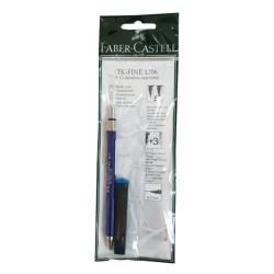 Nyomós irón Faber-Castell Fine 0,7 mm + hegy