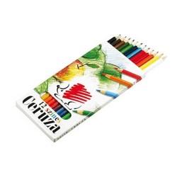 Színes ceruza Ico Süni 12 db-os klt.