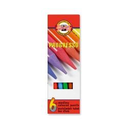 Progresso irón színes Koh-i-noor 6 db-os klt. 8755