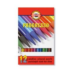 Progresso irón színes Koh-i-noor 12 db-os klt. 8756