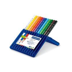 Színes ceruza Staedtler Ergo Soft Jumbo 12 db-os klt.