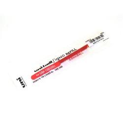 Zselés toll betét Uni UMR-5 (UM-100-hoz) 0,5 mm piros