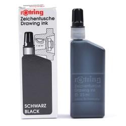 Tus Rotring 23 ml fekete