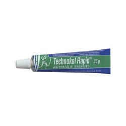 Ragasztó Technokol rapid 35g kék