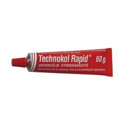 Ragasztó Technokol rapid 60g piros