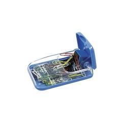 Gemkapocstartó műanyag Ico mágneses 988