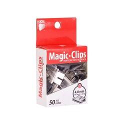 Iratcsipesz Ico Magic Clip 4.8 mm 50 db/doboz