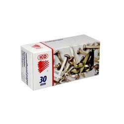 Milton kapocs Ico 30 mm 100 db/doboz