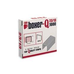 Tűzőkapocs Boxer-Q 23/13 1000 db/doboz