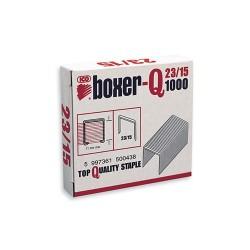Tűzőkapocs Boxer-Q 23/15 1000 db/doboz