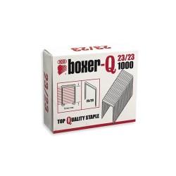 Tűzőkapocs Boxer-Q 23/23 1000 db/doboz
