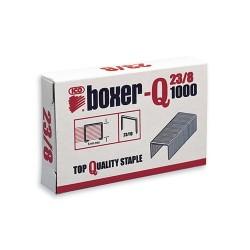 Tűzőkapocs Boxer-Q 23/8 1000 db/doboz