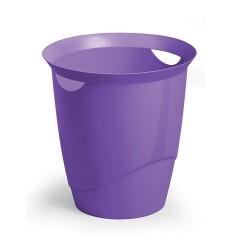 Papírkosár Durable Trend 16l lila
