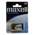 Elem Maxell alkáli 6LR61 9V 1 db/csomag