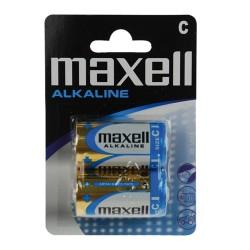 Elem Maxell alkáli LR14 C baby 2 db/csomag