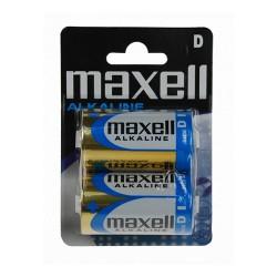 Elem Maxell alkáli LR20 D góliát 2 db/csomag